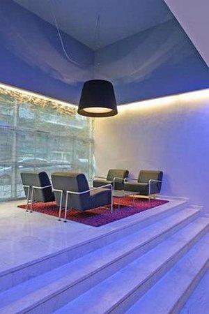 Ayre Hotel Caspe: Lobby View