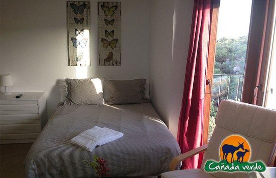 Centro de naturaleza Cañada Verde: Nuestras habitaciones