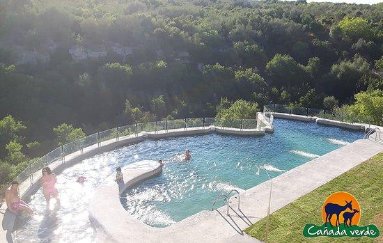 Centro de naturaleza Cañada Verde: Piscina