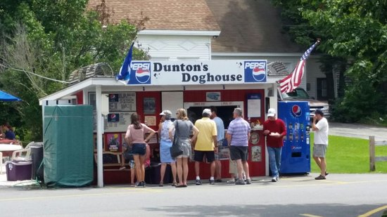 Dunton's Doghouse: Everybodys favorite.