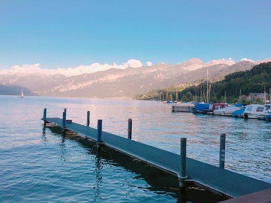 Faulensee, Suiza: photo1.jpg