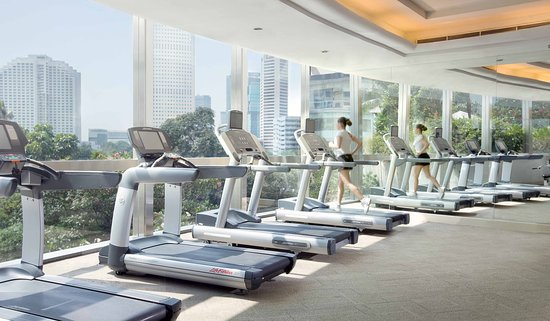 InterContinental Jakarta MidPlaza: Health Club