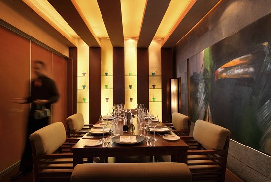 InterContinental Jakarta MidPlaza: Scusa Restaurant - Private Dining Room