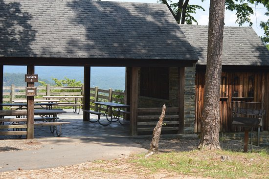 Albemarle, Carolina do Norte: picnic area