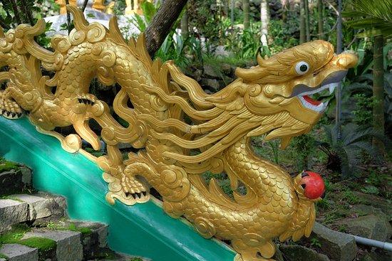 Phan Thiet, Wietnam: Лестница