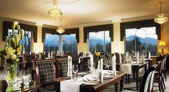 Gleneagle Hotel: Restaurant