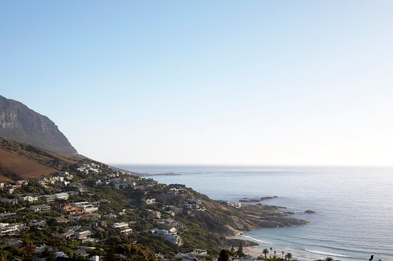 View Of The Town LLandudno Cape Town