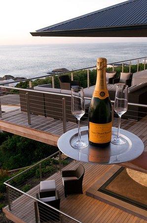 Llandudno, África do Sul: Villa From Above