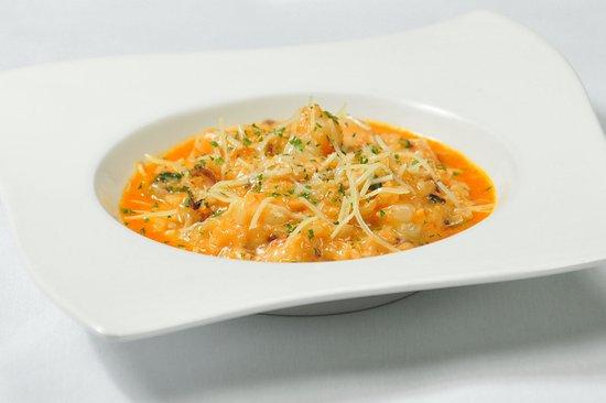 Clarke's Restaurant : Lobster Risotto