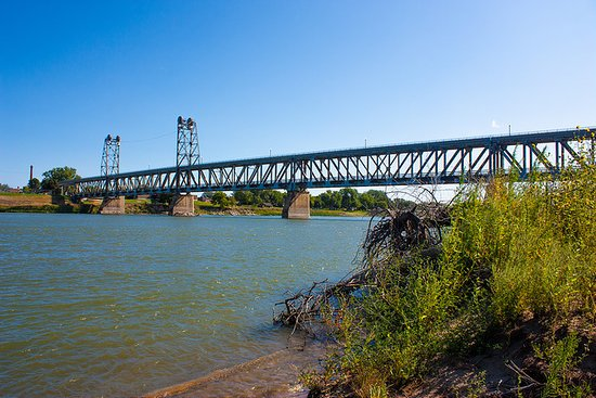 Yankton, SD: The bridge