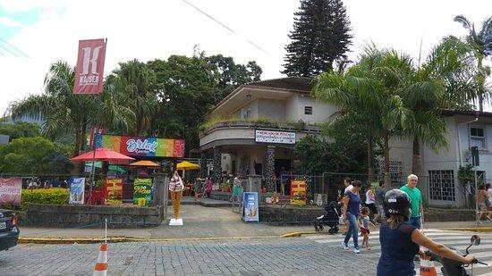 Mercado de Pulgas Pomerode
