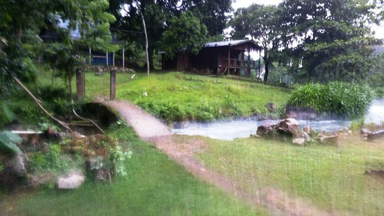 Petersfield, Jamaika: Rainy but still nice