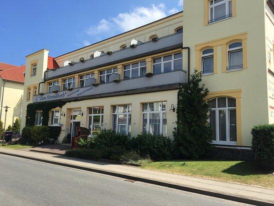 Appartementhaus Zum Strandkorb
