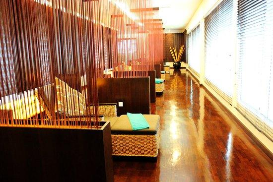 Holiday Inn Melaka: Spa
