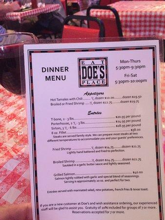 Doe's Eat Place: photo1.jpg