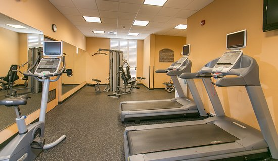 Holiday Inn Winter Haven: Fitness Center