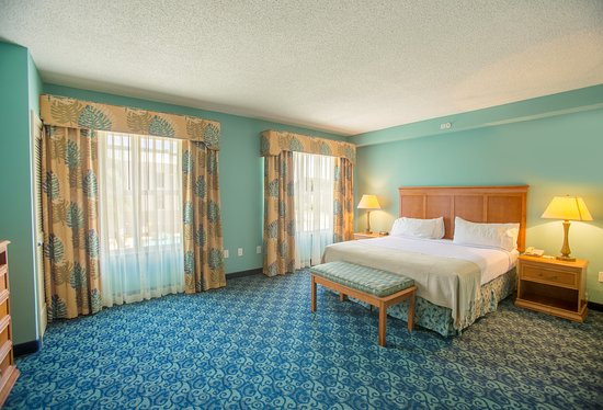 Holiday Inn Winter Haven: Guest Room