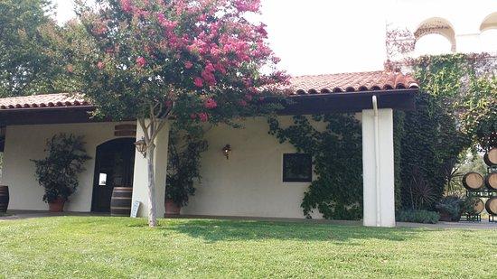 Santa Ynez, CA: Porch