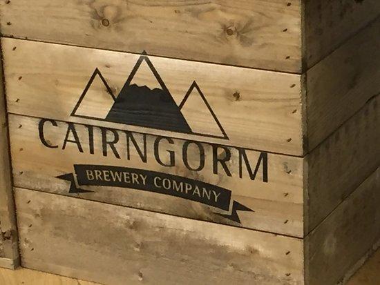 Aviemore, UK: Great beer!