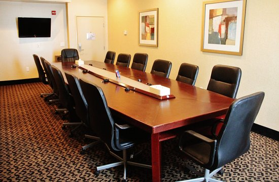 Holiday Inn Express Hotel & Suites Los Angeles Airport Hawthorne: Boardroom