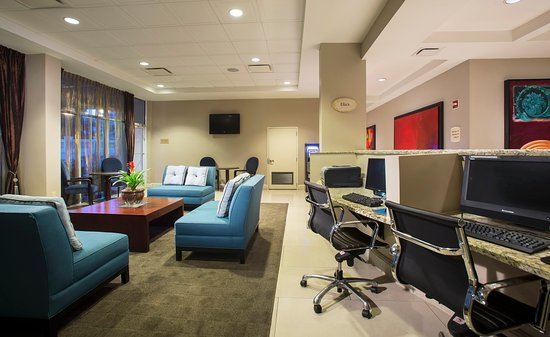Crowne Plaza Orlando Downtown : Stay connected in our 24 hour Business Center