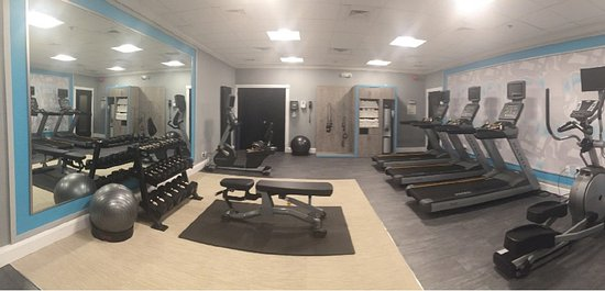 Crowne Plaza Orlando Downtown : Fitness Center