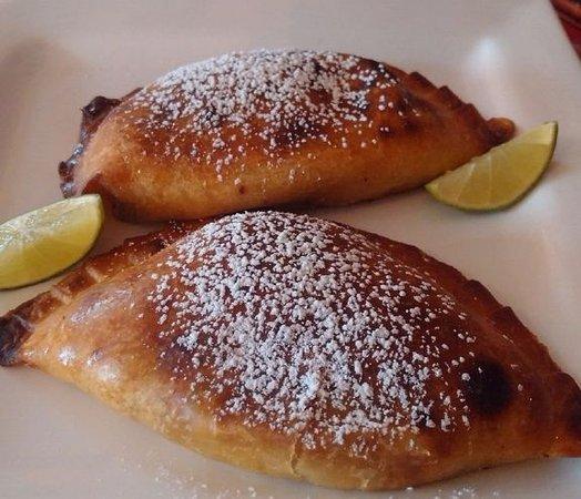 Restaurant Amazonas: Empanadas