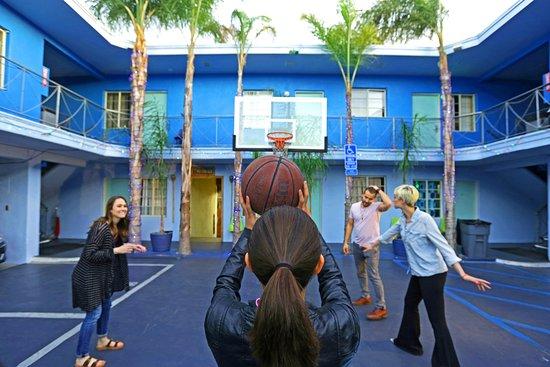 Vibe Hotel: Basketball