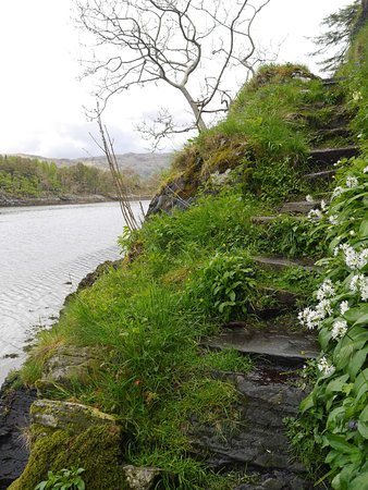 Lochaber, UK : Silver Walk by Tioram Castle