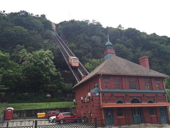 Monongahela Incline: up she goes. or down?