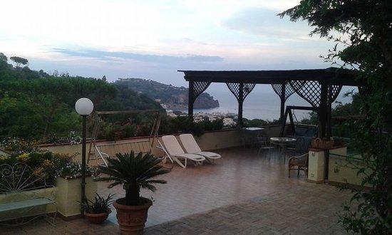 Hotel Terme La Pergola: ambiente hotel