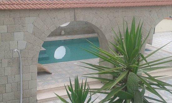 Hotel Terme La Pergola: piscina termale