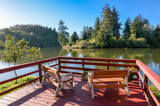 Hoquiam, Ουάσιγκτον: super place to relax, hang out, fish