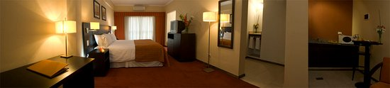 Duomi Plaza Hotel: Corporativa En Suite