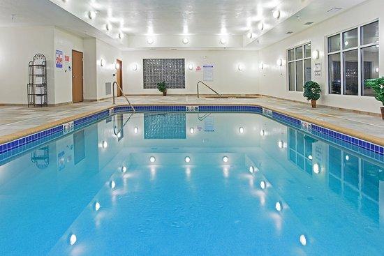 Buffalo, WY: Swimming Pool