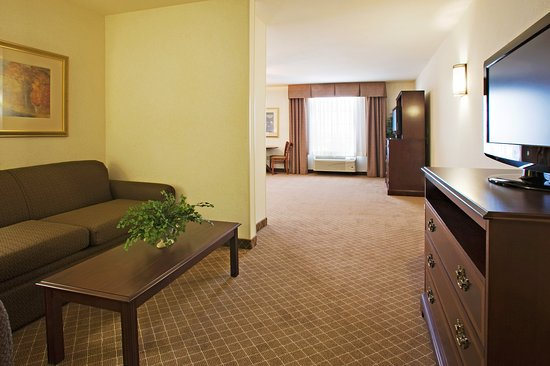 Holiday Inn Express Hotel & Suites Andrews: Suite