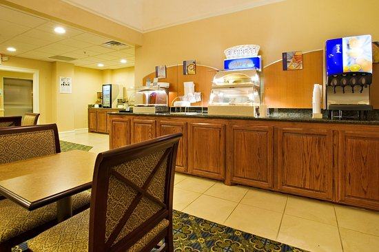 Andrews, Teksas: Breakfast Bar