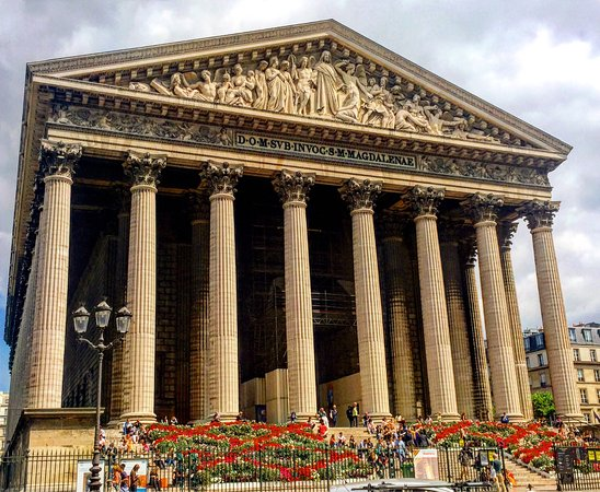 place de la madeleine picture of la madeleine paris tripadvisor. Black Bedroom Furniture Sets. Home Design Ideas