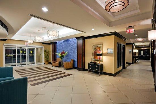 Saraland, ألاباما: Hotel Lobby