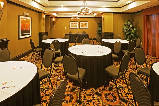 Holiday Inn Express Hotel & Suites Durant: Meeting Room
