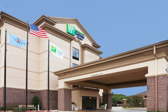 Holiday Inn Express Hotel & Suites Durant: Hotel Exterior