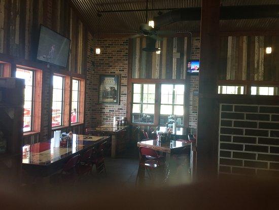 Trophy Club, TX : Rustic decor