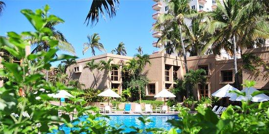 Villas El Rancho Green Resort: Alberca