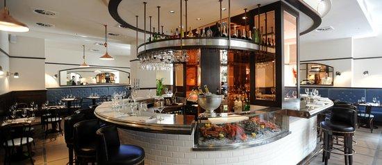 Galvin Brasserie de Luxe: Main Room