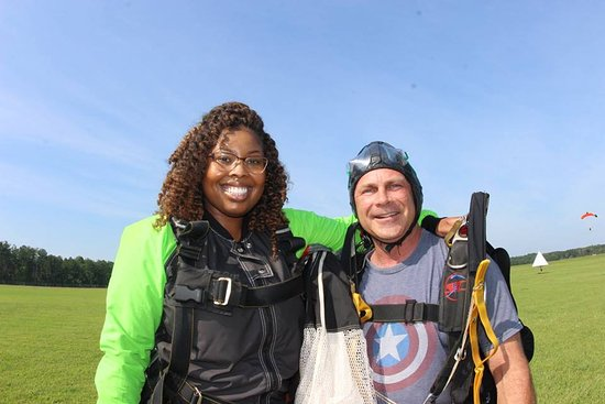 Chester, SC: My instructor, Keith, and I....greatest instructor!!