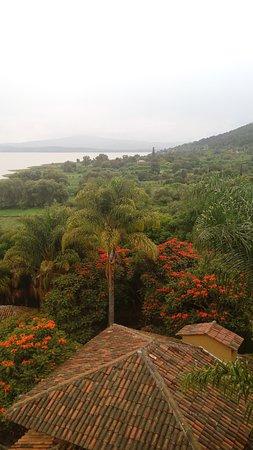 Hacienda Ucazanaztacua: Lago de patzcuaro