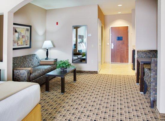 Holiday Inn Express Hotel & Suites Houston Energy Corridor-W Oaks: Suite