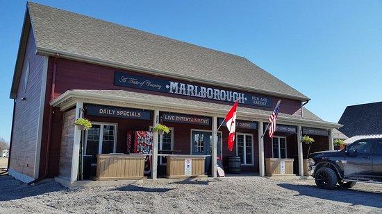 Marlborough Restaurant North Gower