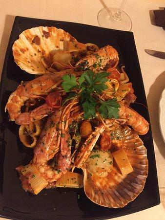 La Corte Antica: Mooie smakelijke gerechten