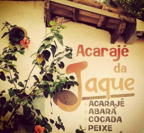 Acaraje da Jaque: esse é o lugar para apreciar o que ha de mais gostoso na cidade
